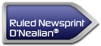 Ruled Newsprint for D'Nealian® Programs